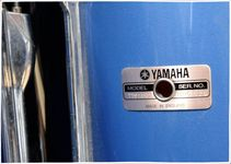 Alan Wilder's Yamaha drums